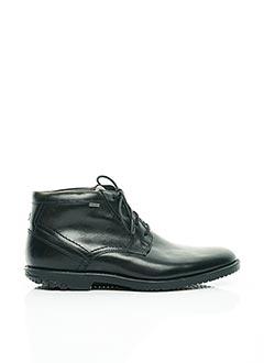 Bottines/Boots noir ROCKPORT pour homme