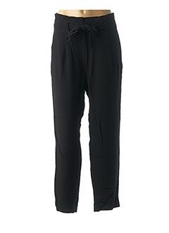 Pantalon 7/8 noir SUMMUM pour femme