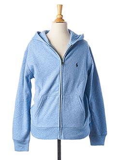 Veste casual bleu RALPH LAUREN pour fille