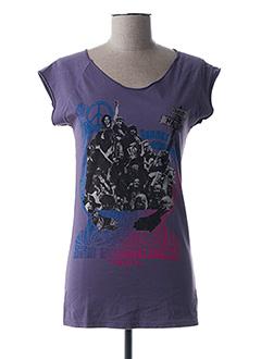 Produit-T-shirts-Femme-CALIFORNIAN VINTAGE