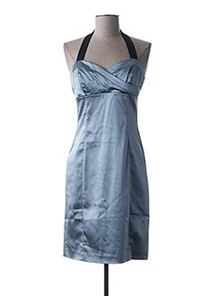 Robe mi-longue gris GUESS BY MARCIANO pour femme