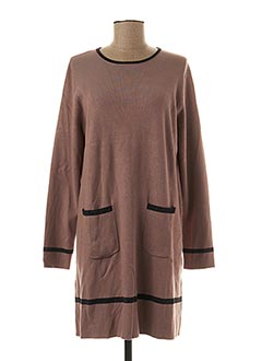 Robe pull rose FINERY pour femme