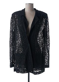 Veste chic / Blazer noir AIRFIELD pour femme