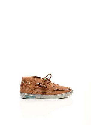 Chaussures bâteau marron DOLFIE pour femme