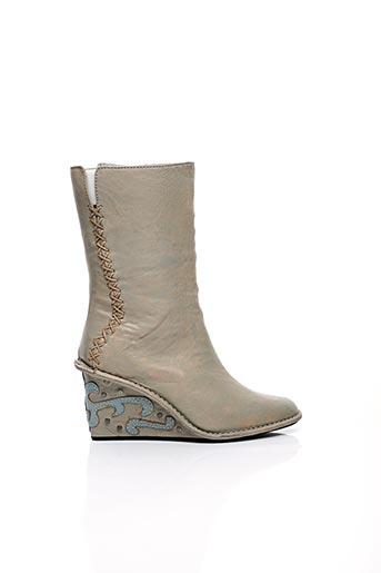Bottines/Boots bleu DIESEL pour femme