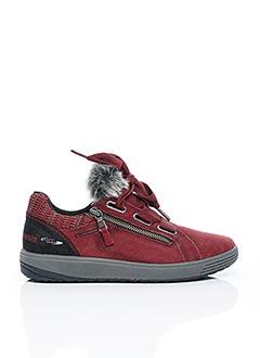 Baskets rouge ALLROUNDER pour femme