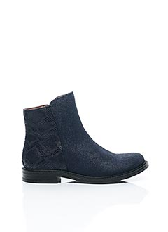 Bottines/Boots bleu BELLAMY pour fille