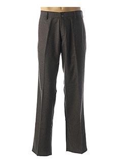 Pantalon chic marron PIONIER pour homme