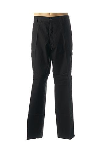 Pantalon chic noir PIONIER pour homme