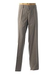 Pantalon casual vert DANIEL HECHTER pour homme seconde vue