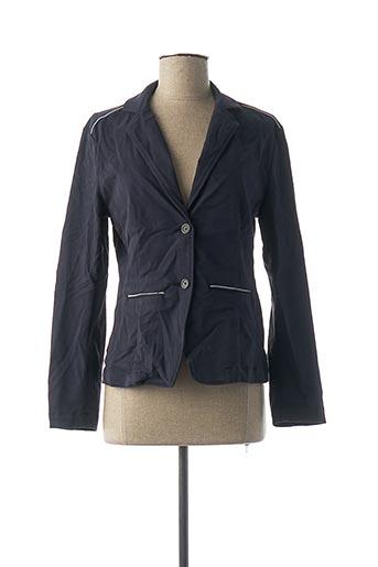 Veste chic / Blazer bleu DENIM &DRESS pour femme