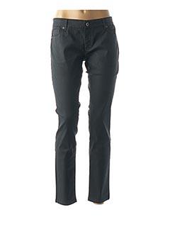 Pantalon casual gris COUTURIST pour femme