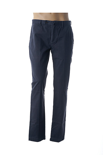 Pantalon casual bleu HACKETT pour homme