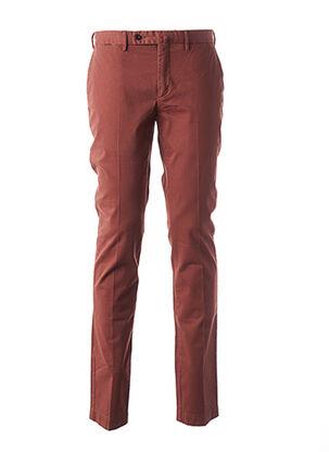 Pantalon casual marron HACKETT pour homme
