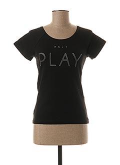 Produit-T-shirts-Femme-ONLY PLAY