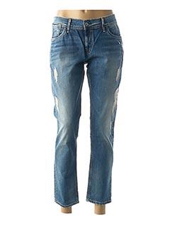 Jeans boyfriend bleu PEPE JEANS pour femme