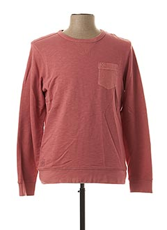 Sweat-shirt rose OXBOW pour homme