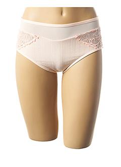 Shorty/Boxer beige TRIUMPH pour femme