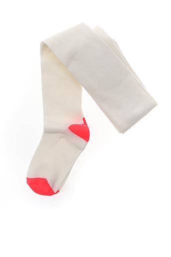 Collants blanc BILLIEBLUSH pour fille