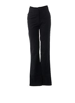 Pantalon casual noir CHIPIE pour femme