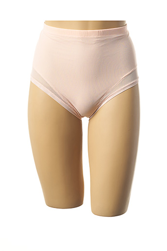 Slip/Culotte rose GEMMA pour femme