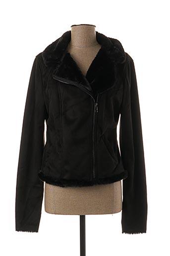 Veste casual noir LOLITAS & LOLOS pour femme