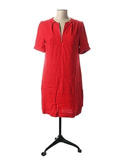 Robe courte rouge LE PETIT BAIGNEUR pour femme