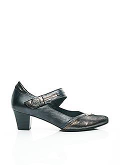Escarpins gris GEO-REINO pour femme