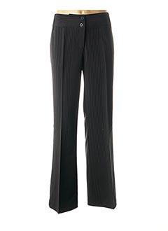 Pantalon chic noir GEORGINA B pour femme