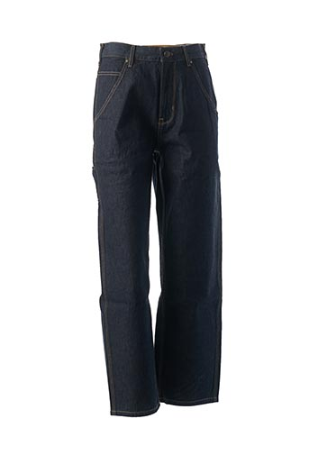 Jeans coupe large bleu CALVIN KLEIN pour femme