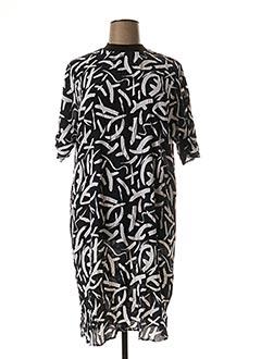 Robe mi-longue noir EDC BY ESPRIT pour femme