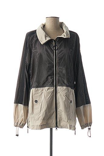 Veste casual gris CREENSTONE pour femme