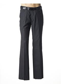 Pantalon chic gris LUIGI MORINI pour homme