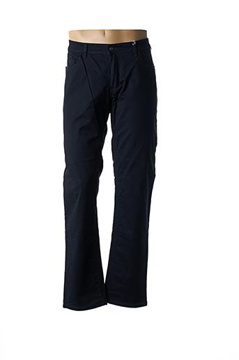 Pantalon casual bleu HATTRIC pour homme