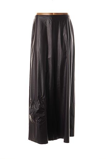 Jupe longue violet FARHAT DAY pour femme