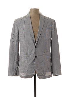 Veste chic / Blazer gris BURBERRY pour homme