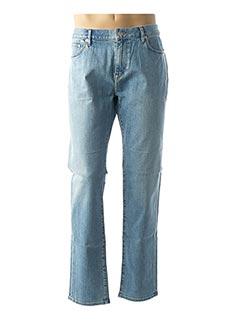 Jeans coupe slim bleu BURBERRY pour homme