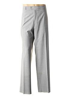 Pantalon chic gris ARENA pour homme