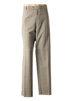 Pantalon chic marron ARENA pour homme