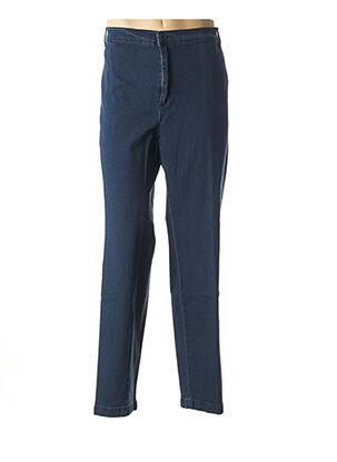 Pantalon casual bleu AVANEZ pour homme