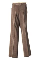 Pantalon chic beige BECKER pour homme seconde vue