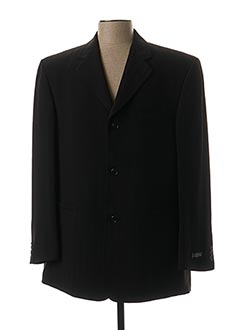 Veste chic / Blazer noir CAFONE pour homme