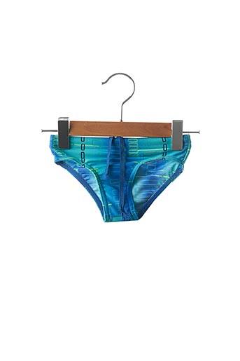 Slip de bain bleu ARENA pour garçon