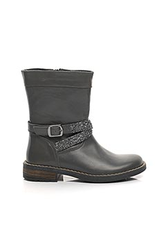 Bottines/Boots gris LITTLE MARY pour fille
