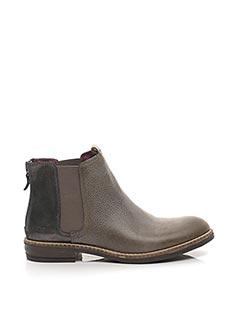 Bottines/Boots marron MOD 8 pour fille