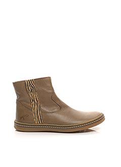 Bottines/Boots beige KNEPP pour enfant