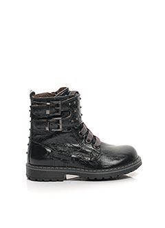 Bottines/Boots noir ROMAGNOLI pour fille