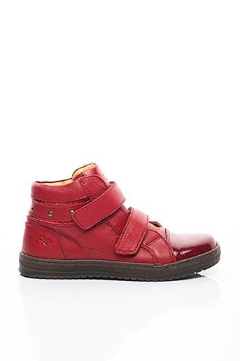 Baskets rouge ROMAGNOLI pour fille