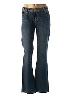 Jeans bootcut bleu LOLA ESPELETA pour femme