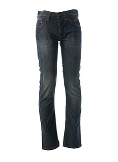 Jeans coupe droite bleu TEDDY SMITH pour homme